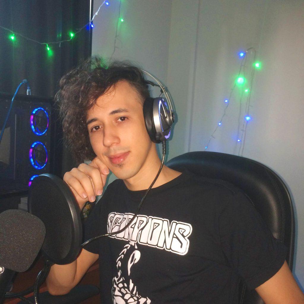 Djosef Wytemalhos - Game Designer / Artist